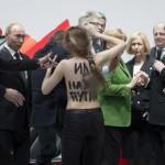 Des Femen et de la pudeur des journalistes