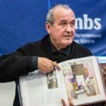 Interview à propos du «Malévitch» ukrainien (Grand-Prix du Forum du livre à Lviv)