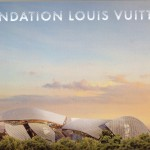 Fondation Louis Vuitton, 23 octobre 2014