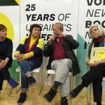 Le stand ukrainien à la Foire du livre de Francfort, oct. 2016