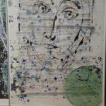 «Têtes pensantes» de Sabine Buchmann