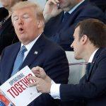 Macron-Trump : le coucou et le coq…, fable d'Ivan Krylov