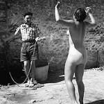 Dina Vierny par Pierre Jamet