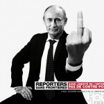 Poutine prédateur de la liberté d'information!!!