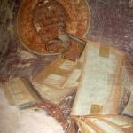 Théophane le Grec, Saint Spyridon de Trimithonte (Novgorod, XIVème s.)