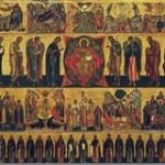 Tous les Saints et St Nicéphore le Patriarche