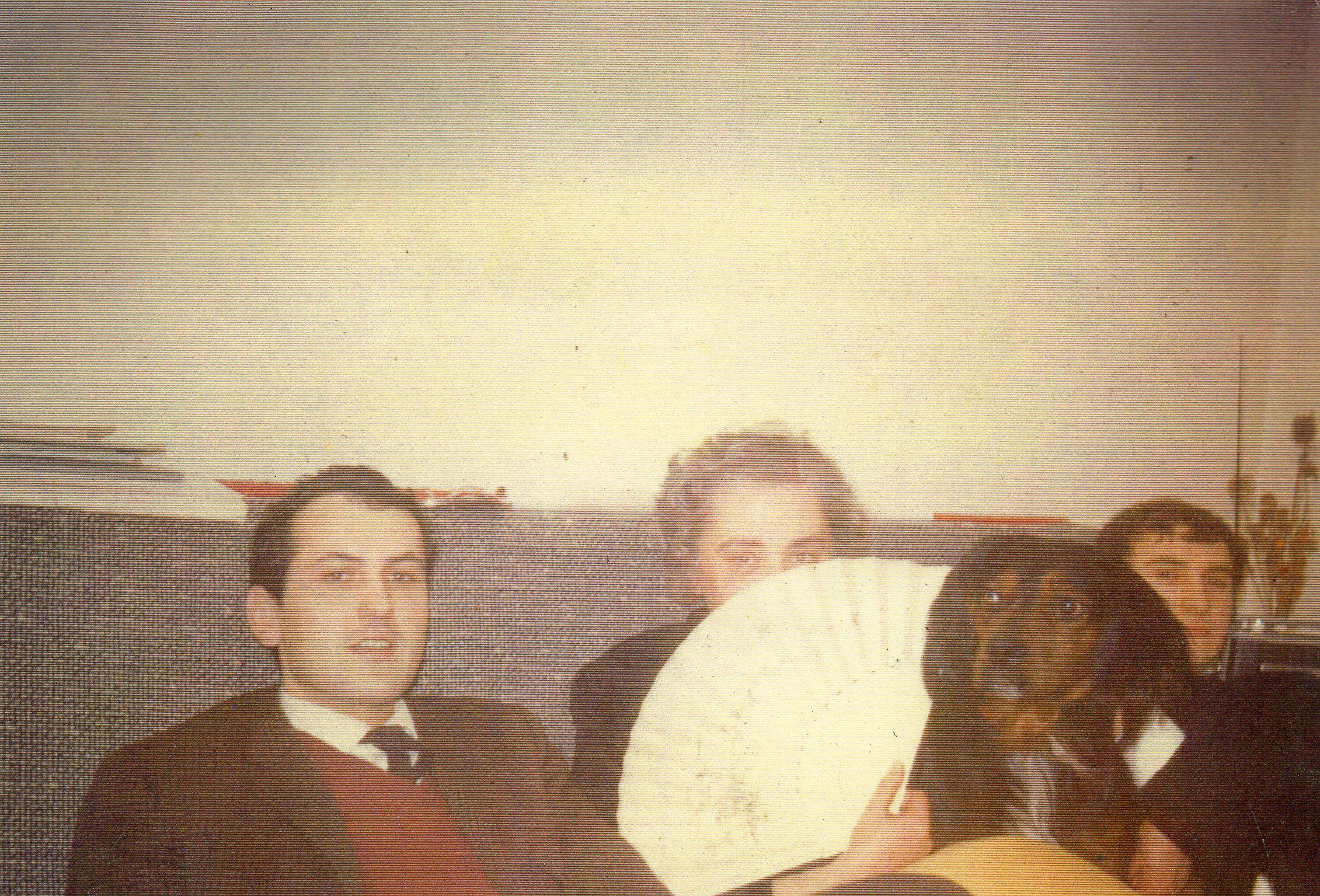 Vania, Lialia, Baïane, Yéyé, début années 1960