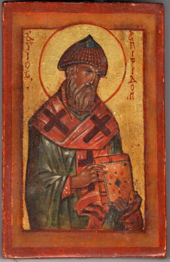 St Spyridon (Adel Gorghy, 1990)