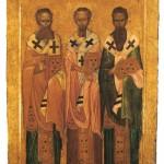 Les Trois Saints Hiérarques