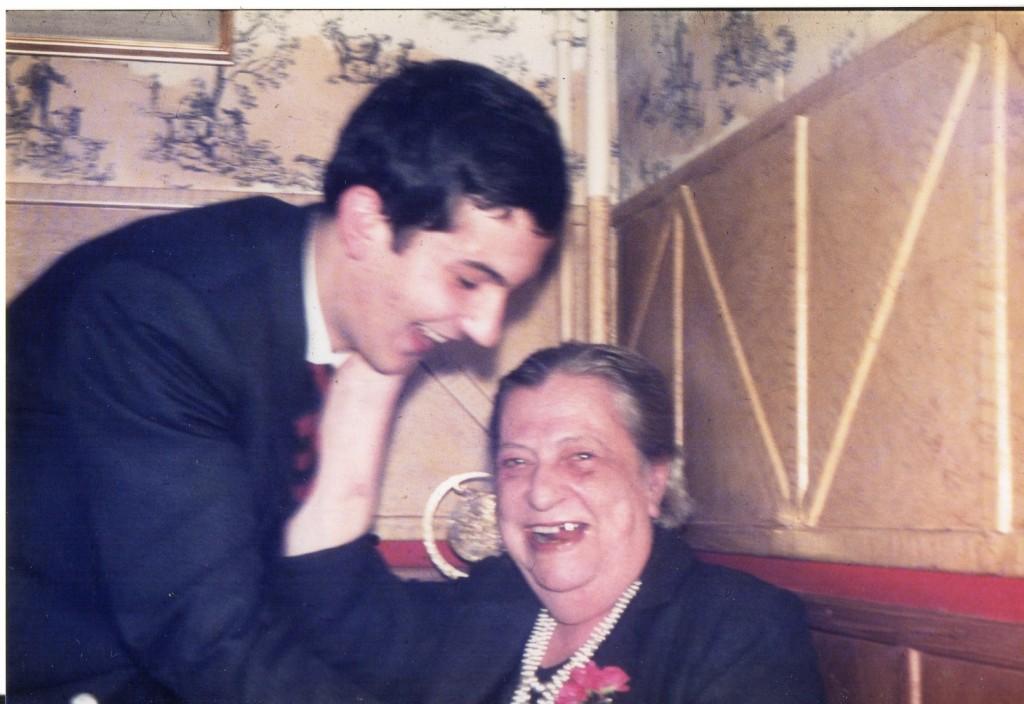 Bernard Marcadé, Mme Malama
