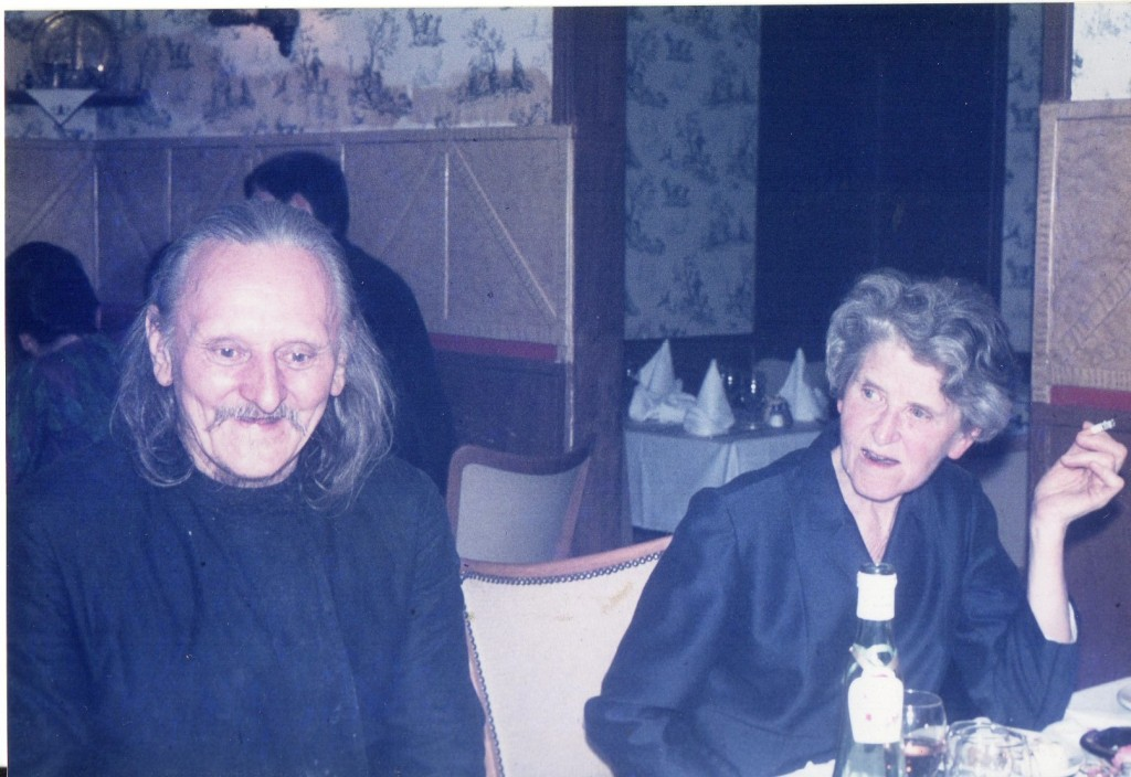 Moine  Grégoire Krug, Emma Sebald