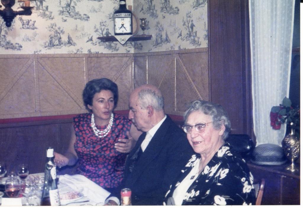 Paulette Neumann, Khréroumian, Maria Afanassievna Lévitskaya