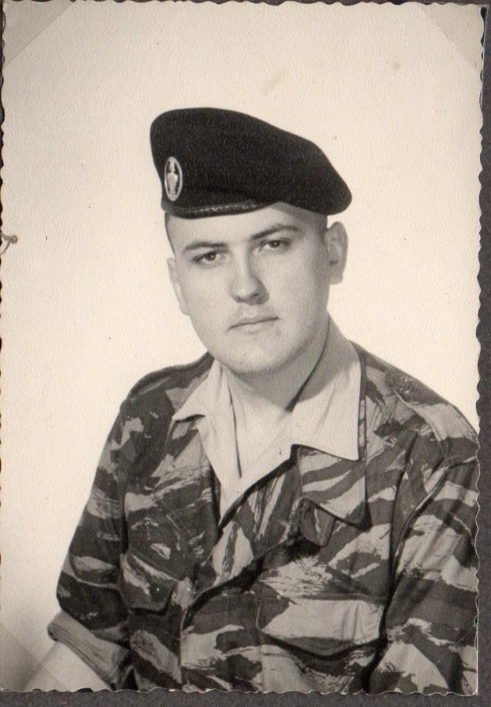 Soldat de 2ème classe, 1965