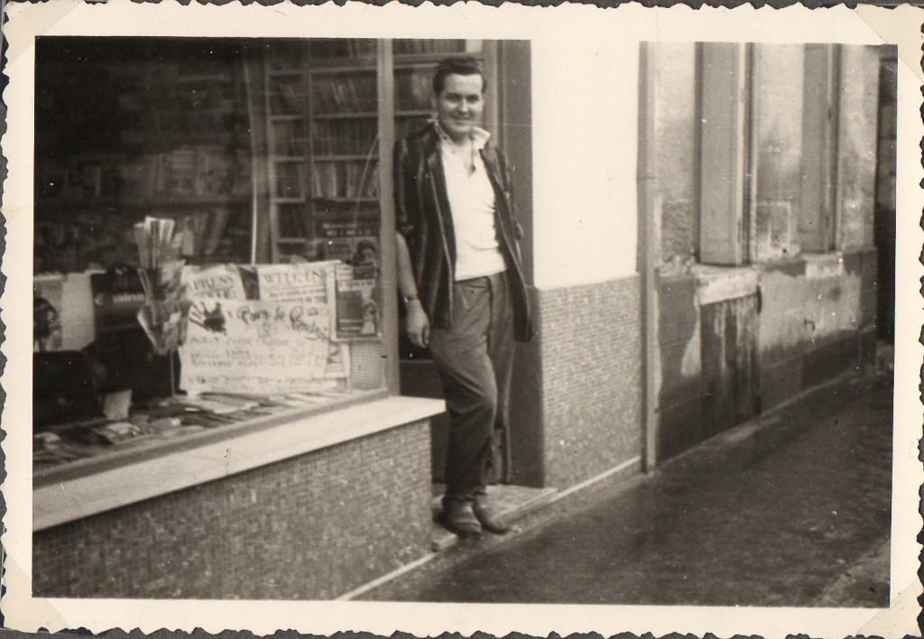 vers 1957, rue de Bègles, Bordeaux