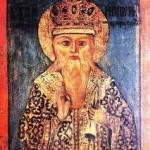 Nicéphore le Patriarche de Constantinople (758-828)