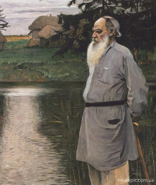 Nestérovportret-l.n.tolstogo, 1907.-1907