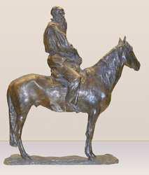 Troubetskoi, T.à cheval 1899
