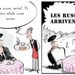 Visions américaines sur la Russie