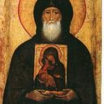 Преподобный Григорий, иконописец Печерский