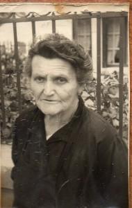 Noémie Marcadé, née Rose Pouey