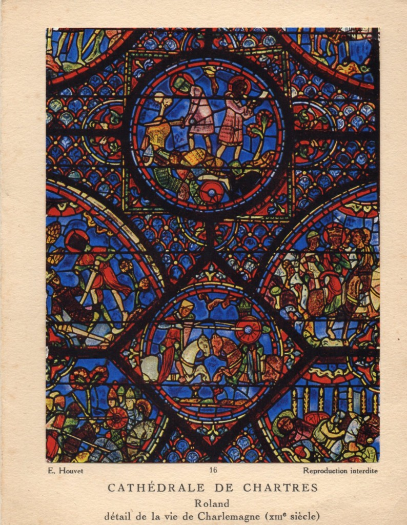 Vitrail Chartres