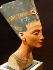 Nefertiti-profil