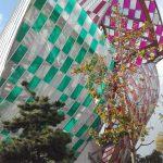Gehry et Buren à la Fondation Vuitton
