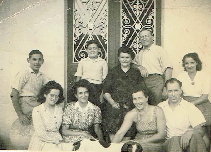 JEAN BEYLET FAMILLE 1949 001