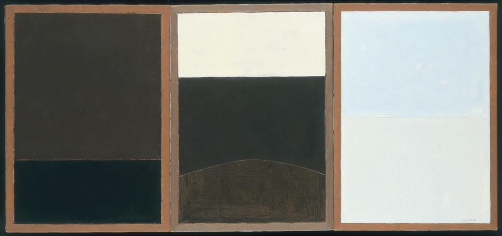 2008.Triptyque.huile.46x100