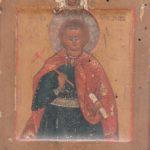Saint Mirax l'Égyptien