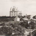 Photo de la cathédrale de Smolensk en 1968
