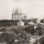 Photo de la cathédrale de Smolensk en 1968