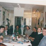 Pâque orthodoxe 1997 chez Marcadé, 36 rue Saint-Sulpice
