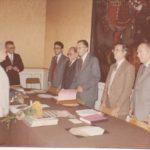 Soutenance de thèse pour le doctorat d'État de Valentine Marcadé sur l'art en Ukraine, le 17 octobre 1981