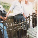 Valentine Marcadé et Alvaro Vargas, 1986, 1987