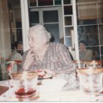 Valentine Marcadé en 1990-1991