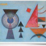 Sur la  mollesse et la dureté par Kandinsky